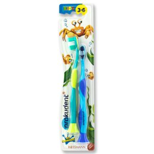真正德国口腔护理专业品牌,德国儿童口腔护理,prokudent必固登洁儿童牙刷3-6岁,乳牙期牙刷,换牙期牙刷,儿童牙缝如何清洁,儿童预防龋齿,乳牙期换牙期刷牙