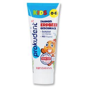 真正德国口腔护理专业品牌,德国儿童口腔护理,prokudent必固登洁0-6岁儿童含氟牙膏,乳牙期牙膏,换牙期牙膏,儿童牙缝如何清洁,儿童预防龋齿,乳牙期换牙期刷牙