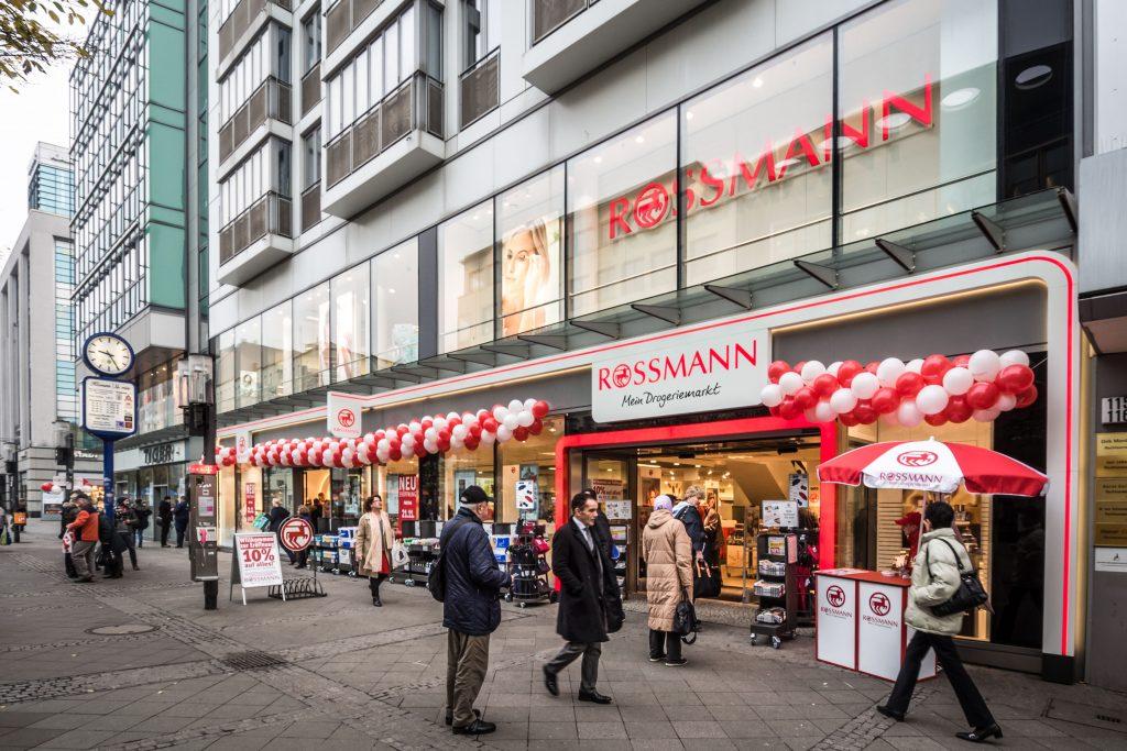 德国最大的日化连锁超市之一ROSSMANN劳诗曼