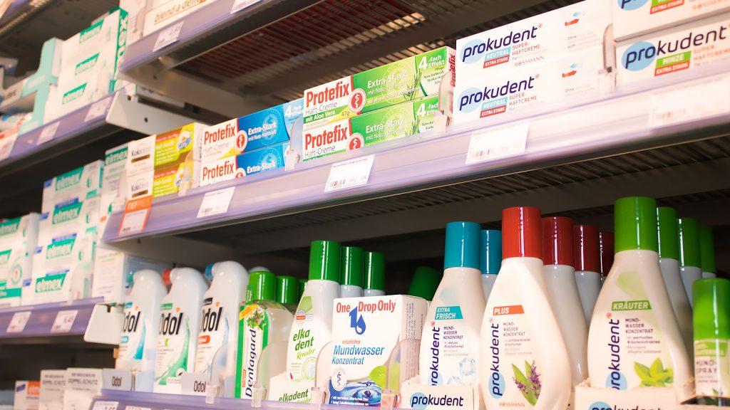 德国专业口腔护理品牌Prokudent必固登洁在德国